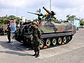 ROCMC CM-25 TOW Launcher Display at Zuoying Naval Base Ground 20151024.jpg
