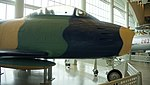 ROKAF F-86F(24-759) fuselage section right side view at Jeju Aerospace Museum June 6, 2014.jpg
