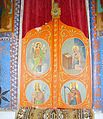 RO MH Ponoarele St Nicholas wooden church 10 retusat 2016.jpg