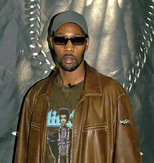 "RZA in New York City to discuss ""The Tao of Wu"""