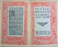 Rabindranath Tagore-Uccelli migranti-Carabba-1918.png