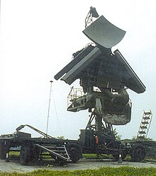 Radar of the S-125 Newa SAM system.jpg