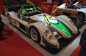Radical Sportscars - The Radical SR8