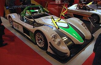 Radical Sportscars - The Radical SR8