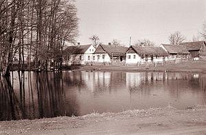 Radmožanci - Image: Radmožanci 1960