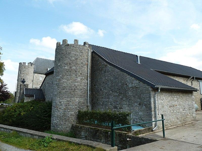 Castle Raeren, Raeren, Belgium