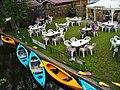 Rahnsdorf - Neu-Venedig Gaststaette (New Venice Inn Garden) - geo.hlipp.de - 38509.jpg