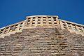 Railings - Upper Circumambulatory Passageway Landing and Stairs - South Gateway - Stupa 1 - Sanchi Hill 2013-02-21 4376.JPG
