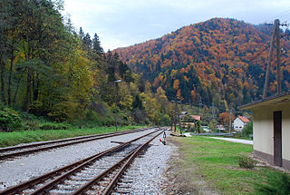 Ruta, Lovrenc na Pohorju Place in Styria, Slovenia