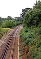 Railway line out of Botley - geograph.org.uk - 31747.jpg