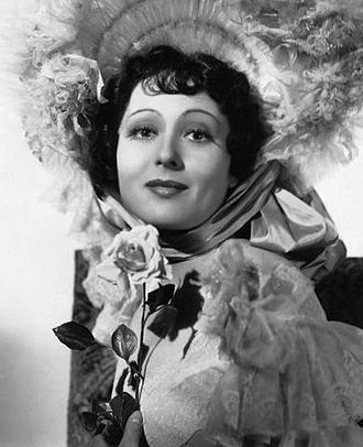Luise Rainer - Rainer as Anna Held in The Great Ziegfeld (1936)