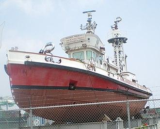 Ralph J. Scott (fireboat) - Image: Ralph J. Scott (fireboat)