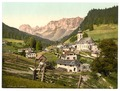 Ramsau, general view, Upper Bavaria, Germany-LCCN2002696284.tif