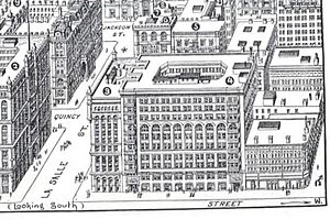 Rand McNally Building - Image: Rand Mc Nally Building 1889