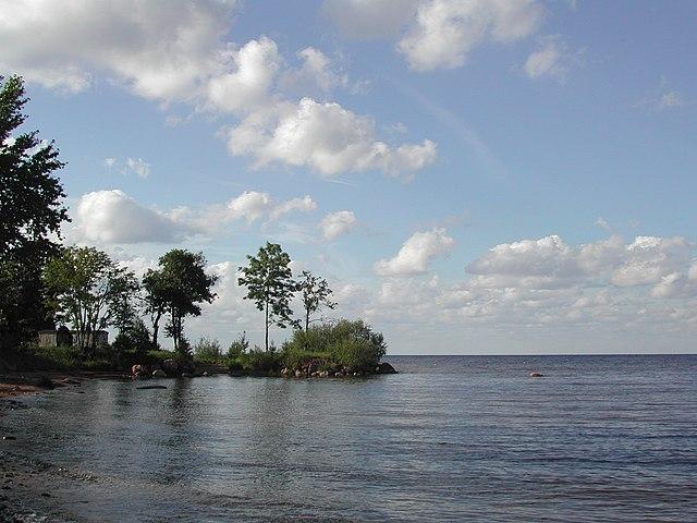 Lac Peïpous