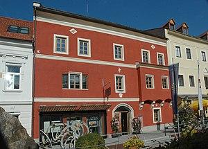 Murau - Town hall