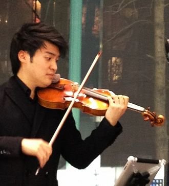 Ray Chen - Ray Chen at the New York City Apple Store, 2012