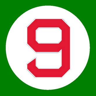 1984 Boston Red Sox season - Image: Red Sox 9