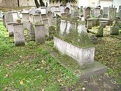 Remuh Jewish Cemetery in Kraków (Poland)19.jpg