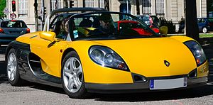 Renault Sport Spider - Image: Renault Spider Flickr Alexandre Prévot (1) (cropped)