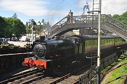 Repulse at Haverthwaite railway station (6588).jpg