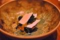 Restaurant Noma Softice af Gammel Dansk med tørret mælk og skovsyre (4959207099).jpg