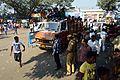 Returning by Truck - Chhath Festival - Strand Road - Kolkata 2013-11-09 4358.JPG