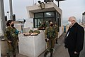 Reuven Rivlin giving sufganiyot and cakes to IDF soldiers, December 2020 (GPOABG 0356).jpg