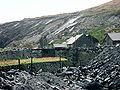 Rhiwbach Tramway- Maenofferen Mill- David Jones pit.jpg