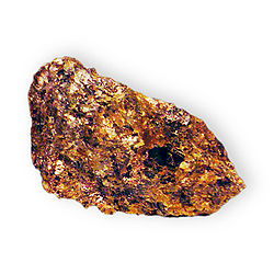 Rhodolite in Matrix-Garnet Group Magnesium iron aluminum silicate Macon County North Carolina 2904.jpg