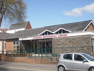Cyncoed - Rhydypennau Library