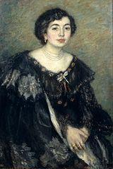 Portrait of Rosa Amouroux