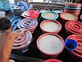 Rice wine production, Battambang, Cambodia 2012.jpg