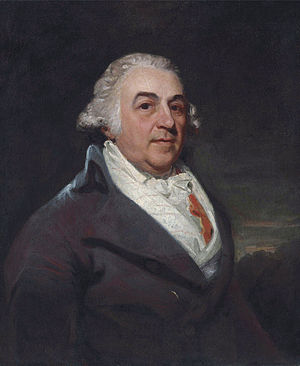 Richard Bache - Image: Richard Bache (1737 1811) by John Hoppner
