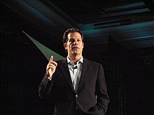The book's author Richard Florida in 2006.