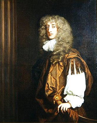 Richard Newport, 2nd Earl of Bradford - Portrait, oil of canvas, of Richard Newport, 2nd Earl of Bradford (1644–1723) by Sir Peter Lely (1618–1680)