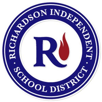 Richardson Independent School District - Image: Richardson Independent School District Logo