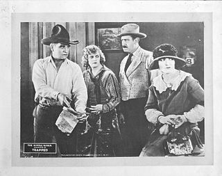 <i>The Riddle Rider</i> 1924 film
