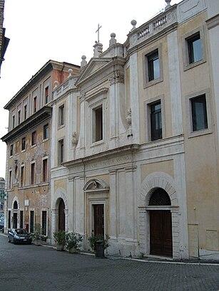 Come arrivare a Chiesa Di San Giovanni Calibita con i mezzi pubblici - Informazioni sul luogo