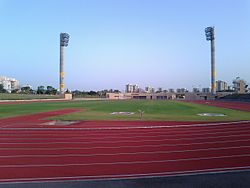 Rishon Le'zion Athletics Stadium Panorama 011.jpg
