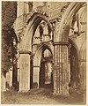Rivaulx Abbey. Looking Across the Choir MET DP209888.jpg