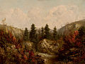 River through an Autumn Forest-William Mason Brown.jpg