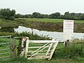 Riverside gate - geograph.org.uk - 1432744.jpg