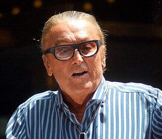 Robert Evans - Evans in July 2012