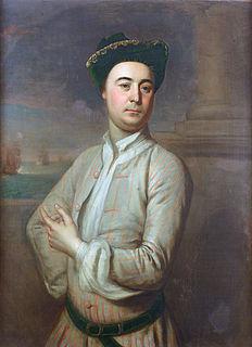 Sir Robert Harland, 1st Baronet Royal Navy admiral