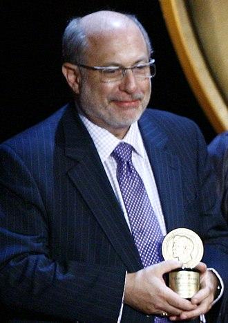 Robert Siegel - Siegel at the 68th Annual Peabody Awards, 2009