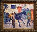 Robert bevan, il cavallo da carrozza, 1910.jpg