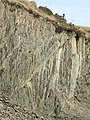 Rock exposure in Cwm Doethie Fawr, Ceredigion - geograph.org.uk - 1243536.jpg