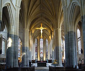 Roman Catholic Diocese of Roermond - Roeromond's St. Christopher cathedral