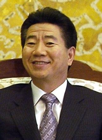 Roh Moo-hyun - Roh Moo-hyun in 2004